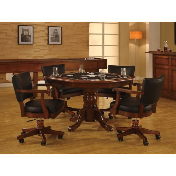 Poker table for sale - Elite 2-in-1 card dining top by Legacy sold at our Ottawa showroom