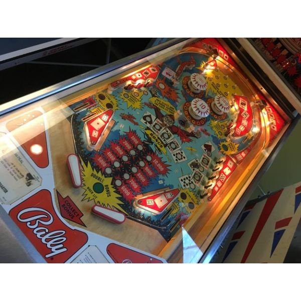 Bally Hi Deal arcade pinball machine made in 1975 - image 2