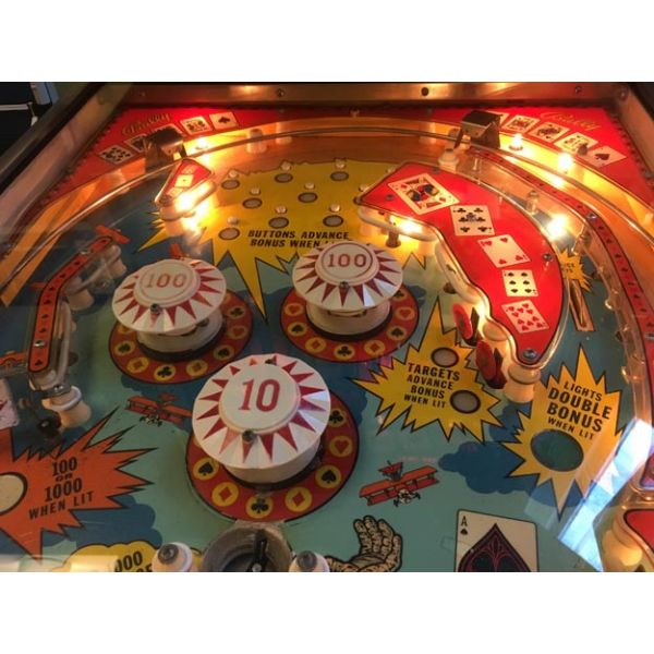 Bally Hi Deal arcade pinball machine made in 1975 - image 4