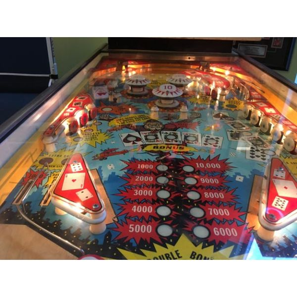 Bally Hi Deal arcade pinball machine made in 1975 - image 5