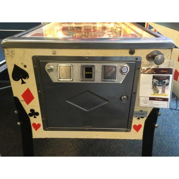 Bally Hi Deal arcade pinball machine made in 1975 - image 6