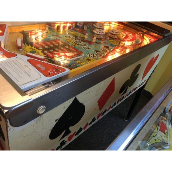 Bally Hi Deal arcade pinball machine made in 1975 - image 7