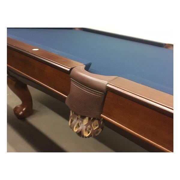 Brunswick Billiards brand Ashton 4 x 8 pool table exclusive floor model demonstrator on special promotion - 4