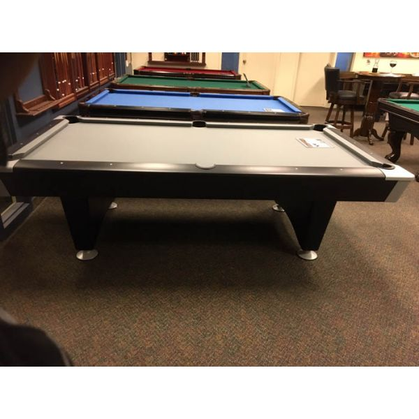Brunswick Billiards Black Wolf model 8 x 4 foot pool table model with real slate - Picture 3