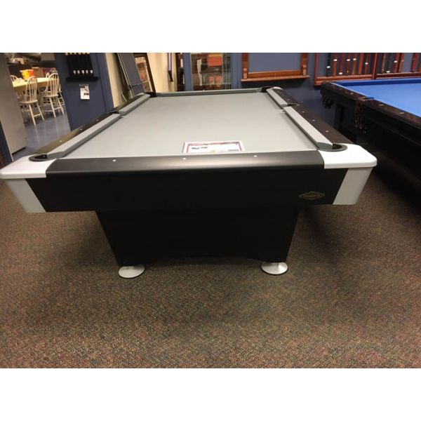 Brunswick Billiards Black Wolf model 8 x 4 foot pool table model with real slate - Picture 4