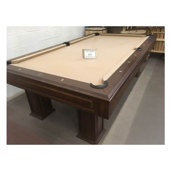 Special Promotion floor model Legacy Landon II 8 x 4 pool table - 1