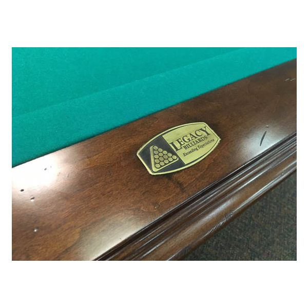 Special Promotion floor model Legacy Landon II 8 x 4 pool table at our Montreal store location - 4