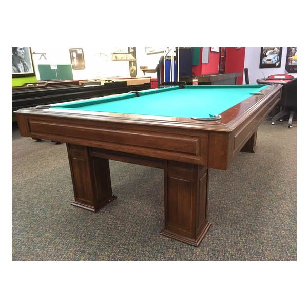 Special Promotion floor model Legacy Landon II 8 x 4 pool table at our Montreal store location – 6