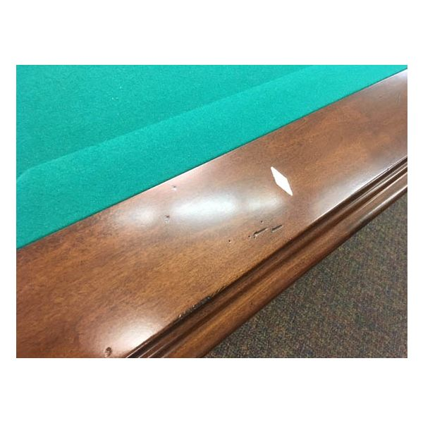 Special Promotion floor model Legacy Landon II 8 x 4 pool table at our Montreal store location - 2