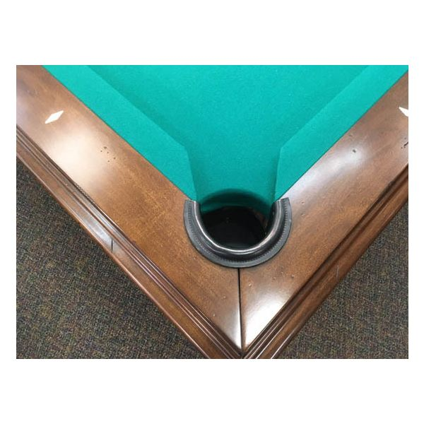 Special Promotion floor model Legacy Landon II 8 x 4 pool table at our Montreal store location - 3