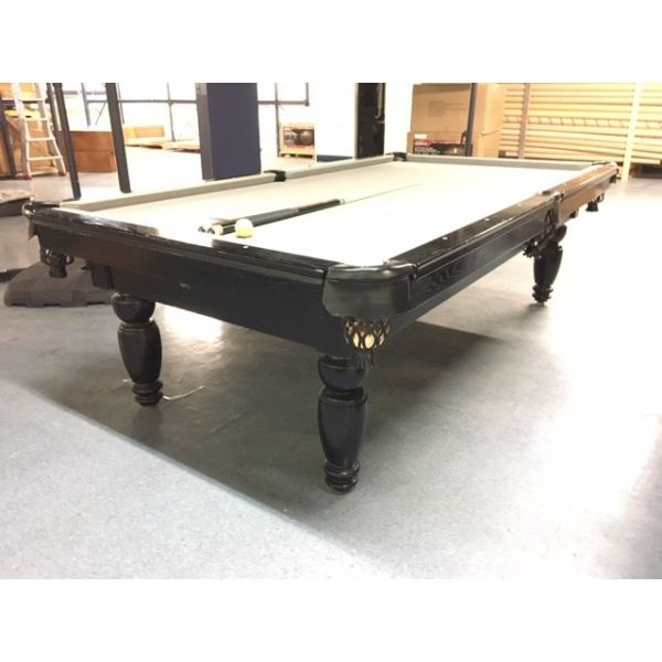 Palason Citadelle used 4-1/2 x 9 foot pool table with real 1 inch slate play surface
