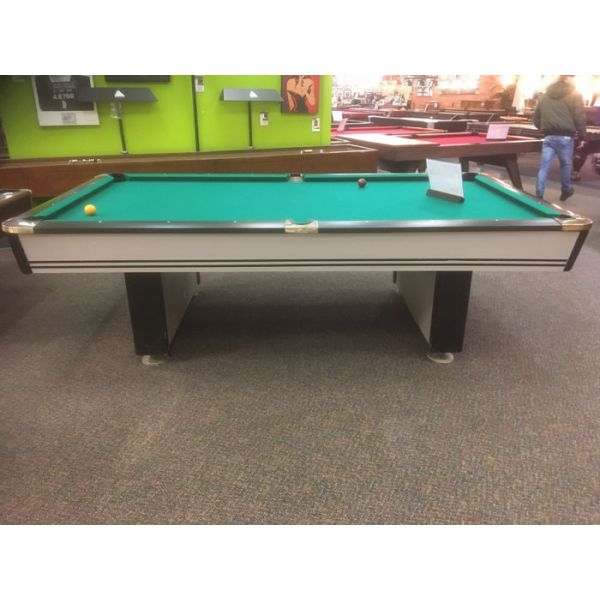 Table de billard moderne grise - IMG 2