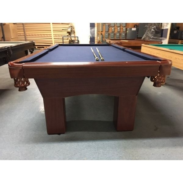 Palason Pioneer 4 x 8 used pool table with real One Inch thick slate - Pic2