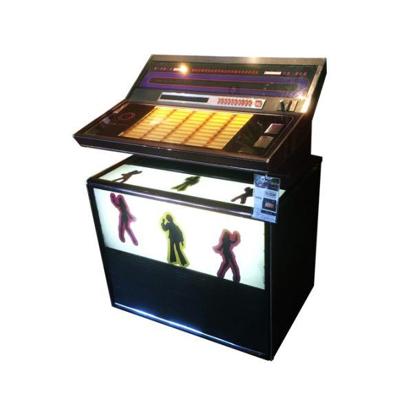 Antique jukebox Rock-Ola model 453