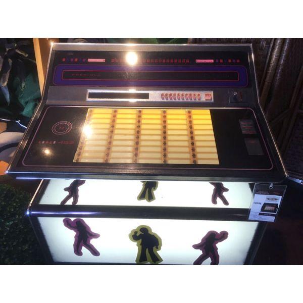 Antique jukebox Rock-Ola model 453 - image 2