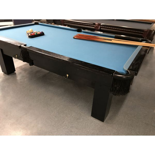 Smaller format Palason Deluxe used 4 x 8 snooker table