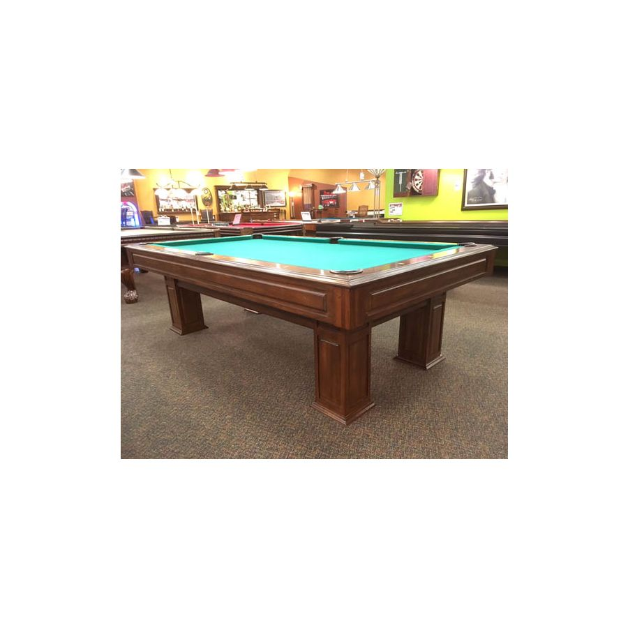 Special Promotion Floor Model Legacy Landon II 8 X 4 Pool Table At Our  Montreal Store Location